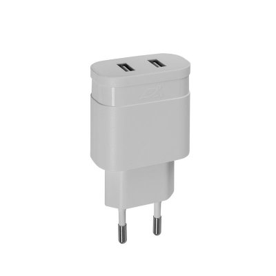 Сетевое ЗУ, USB, 2 порта (1 из 2)