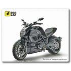 Коврик Ducati Diavel