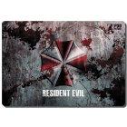Коврик игровой  Resident Evil размер (220х320 мм)
