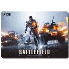 Коврик игровой  Battlefield размер (220х320 мм)