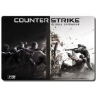 Коврик игровой  Counter strike размер (330х430 мм)