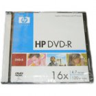 Диск DVD-R 4,7 GB 16x Slim-1