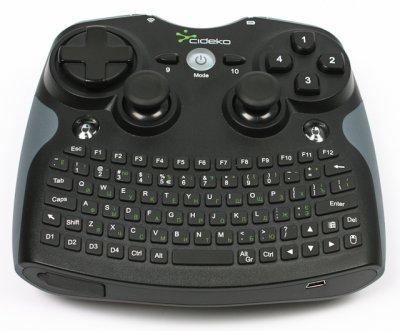 Радио-клавиатура + Игровой джойстик (1 из 5)