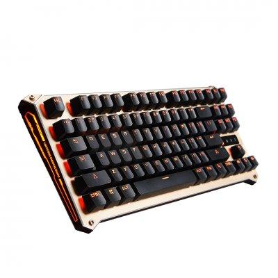 Клавиатура механическая игровая, Light Strike, MachineGunTypingEffect, USB, LED-подсветка (1 из 5)