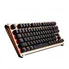 Клавиатура механическая игровая, Light Strike, MachineGunTypingEffect, USB, LED-подсветка