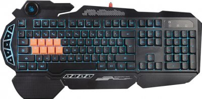 Клавиатура игровая, 8 Light strike gaming keyboard, Multimedia (1 из 4)