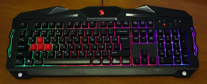 Gaming Klavye Mouse Set