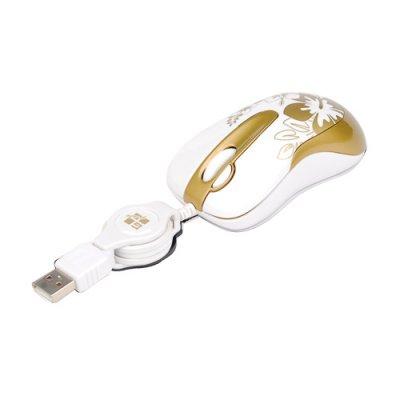 Мышь для ноутбука, с узором USB, 1000 dpi (1 из 6)