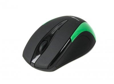 Мышь беспроводная, USB, зеленая (1 из 4)