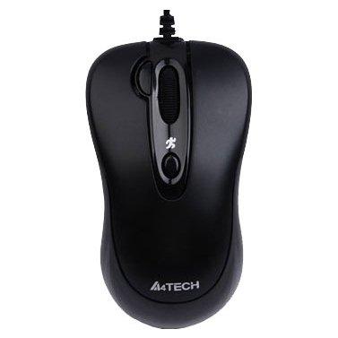 Мышь проводная V-Track USB, 1600dpi (1 из 4)