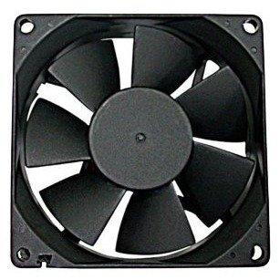 Вентилятор 80x80x25мм, 3c/3p (1 из 1)