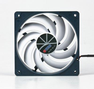 Вентилятор 120x120x25мм, PWM (1 из 3)