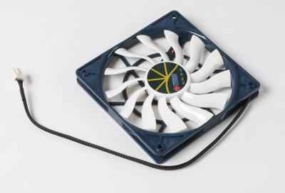 Вентилятор 120x120x15мм, Extrem Fan, PWM (1 из 2)