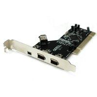 Контроллер PCI Firewire 1394 3+1ports, NEC (1 из 1)