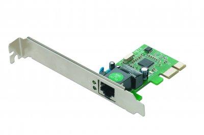 Сетевая плата, 1000 Base-TX PCI-E Realtek чипсет (1 из 2)