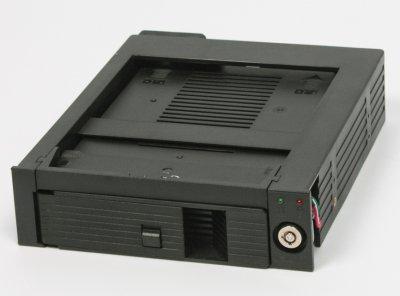 Внутренний карман SATA  black, plastic (1 из 2)