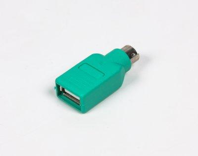 Адаптер USB2.0 AF - MD6M (PS/2) (1 из 3)