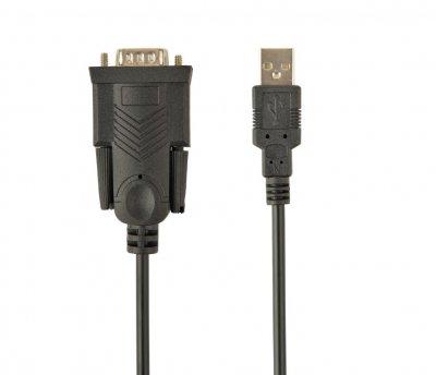 Переходник USB А-папа/DB9M (serial port), 1.5 м (1 из 3)