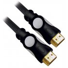 Кабель HDMI-HDMI 2м., M/M, v1.4, PVC, блистер