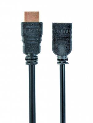 Удлинитель HDMI V.2.0, 4К 60Гц, позол. коннект., 0.5 метра (1 из 4)