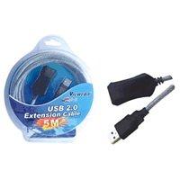 Активный удлинитель USB2.0 AM/AF 5м.,блистер (1 из 1)