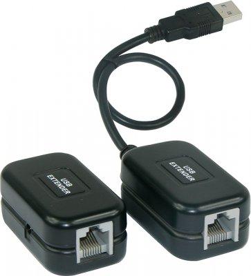 Активный удлинитель USB1.1 до 60м. (1 из 2)