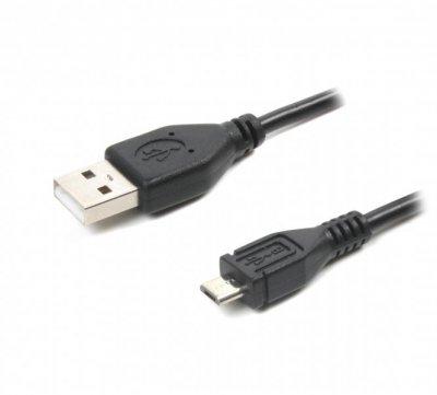 Кабель Micro USB2.0 AM/B mUSB, 0.3 м. (1 из 2)