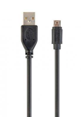 Кабель USB2.0 A-папа/B-папа, симметричный 1.8 м, премиум в блистере (1 из 2)
