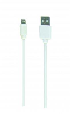 Кабель USB 2.0 BM-папа/Lightning, 2.0 м (1 из 4)