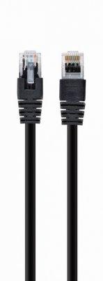 Патч корд PP12-1M / BK, UTP, категория.5E, литой, 50u