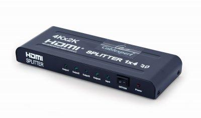 Разветвитель HDMI сигнала DSP-4PH4-02, на 4 порта HDMI v.1.4 (1 из 4)