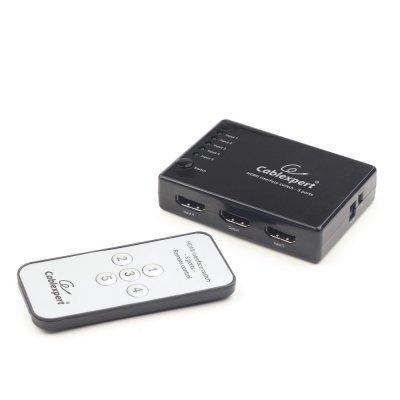 Переключатель HDMI, 5 портов (1 из 2)