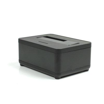 Док-станция, USB3.1 Type C, 1 слот, черная (EOL) (1 из 4)