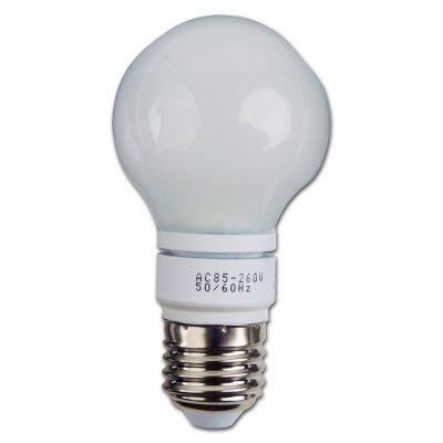 LED лампа, 4.5 Вт, цоколь E27, 2700 K (1 из 2)