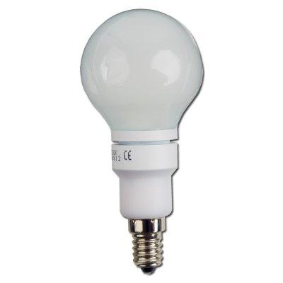 LED лампа, 4.5 Вт, цоколь E14, 2700 K (1 из 2)