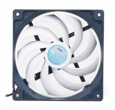Вентилятор 140x140x25мм, IP55 waterproof (1 из 3)