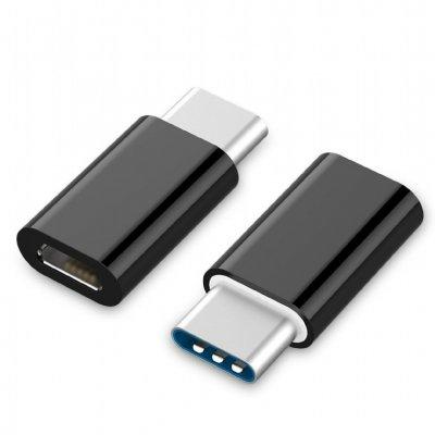 Адаптер USB Type-C (Micro USB розетка) (1 из 2)