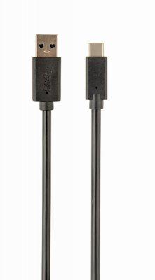 Кабель USB 3.0 A-папа/C-папа, 0.1 м, премиум (1 из 2)