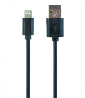 Кабель USB 2.0 BM-папа/Lightning, 0.1 м (1 из 3)