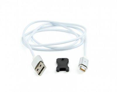 Кабель USB 2.0 BM-папа/Lightning USB, 1.0 м (1 из 3)