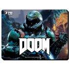 Коврик игровой Doom  (260 х195мм)