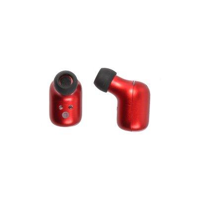 Стерео Bluetooth гарнитура с зарядным кейсом (1 из 4)