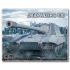 Коврик Танк Jagdpanzer E-100