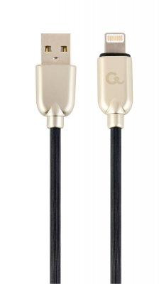 Кабель USB 2.0 А-папа/Lightning, 2.0 м, премиум, 2.1А (1 из 2)