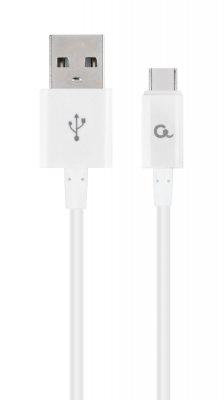 Кабель USB 2.0 A-папа/C-папа, 1 м, 2.1А (1 из 2)