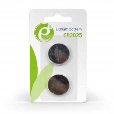 Батарейки литиевые CR2025 (2 шт.), блистер (1 из 2)