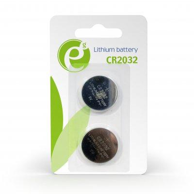 Батарейки литиевые CR2032 (2 шт.), блистер (1 из 3)