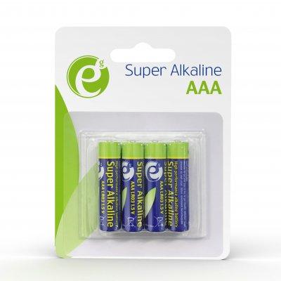 Батарейки щелочные LR03/AAA (4 шт.), блистер (1 из 2)