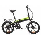 Электрический велосипед RUFFER 20