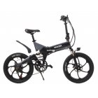 Электрический велосипед RUFFER MAX 20